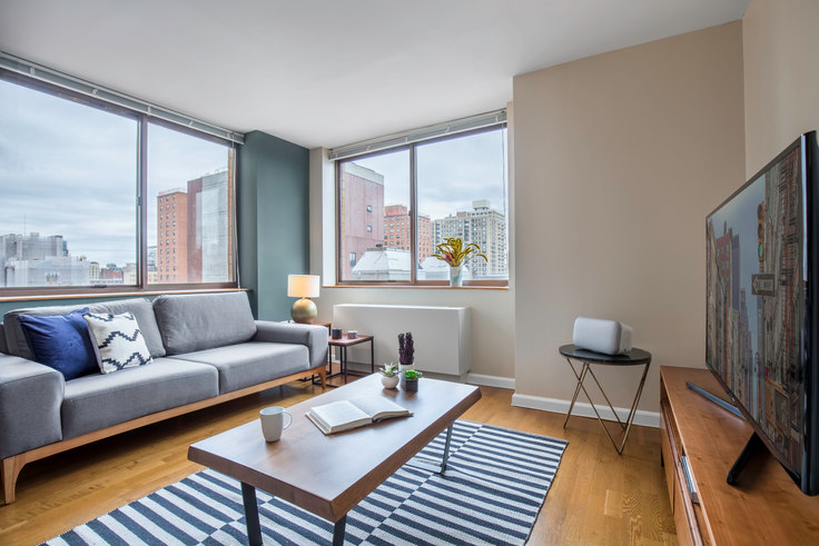 1 bedroom furnished apartment in The Sagamore, 189 W 89th St 167, Upper West Side, New York, photo 1