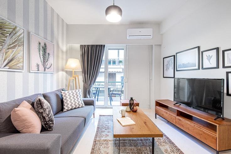 1 bedroom furnished apartment in Parthenonos I 557, Acropolis, Athens, photo 1