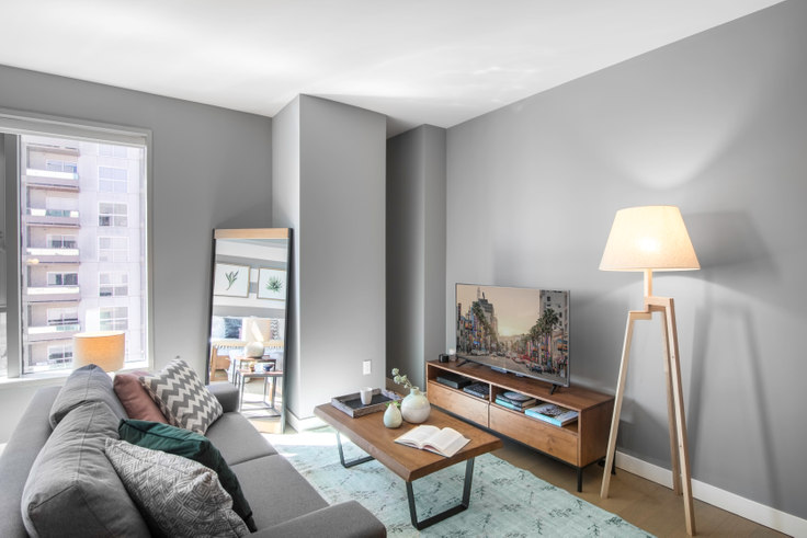 Studio furnished apartment in The Emerson, 225 S Grand Ave 15, Downtown, Los Angeles, photo 1