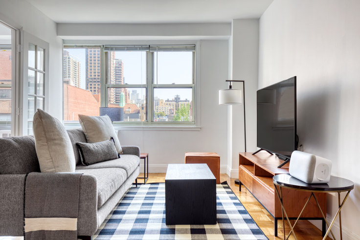 1 bedroom furnished apartment in 420 E 80th St 197, Upper East Side, New York, photo 1