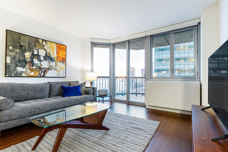 1 bedroom furnished apartment in View 34, 401 E 34th St 209, Murray Hill, New York, photo 1