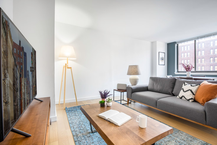 1 bedroom furnished apartment in The Grove, 250 W 19th St 210, Chelsea, New York, photo 1