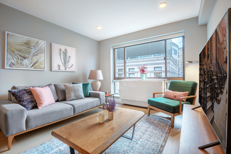 1 bedroom furnished apartment in The Cameo, 311 W 50th St 213, Midtown, New York, photo 1