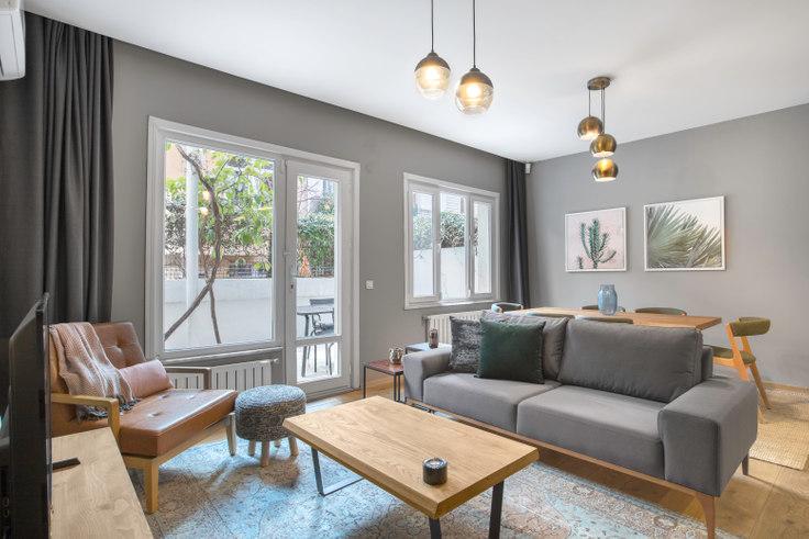 3 bedroom furnished apartment in Boyacıköy - 205 205, Emirgan, Istanbul, photo 1