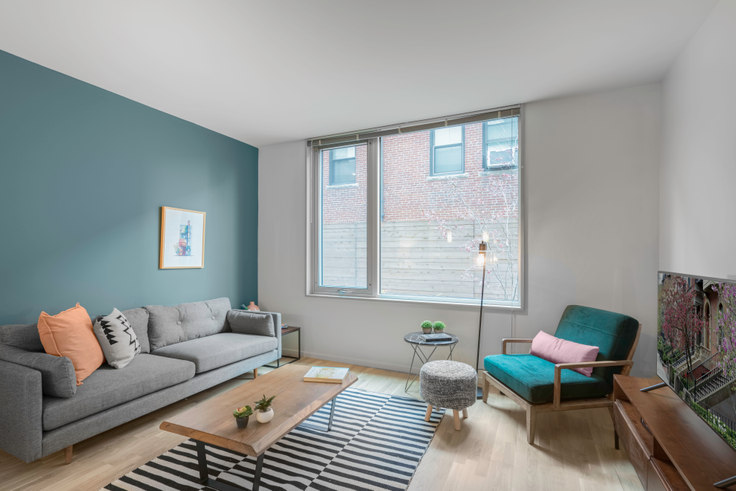 1 bedroom furnished apartment in Girard, 50 Malden St 31, South End, Boston, photo 1