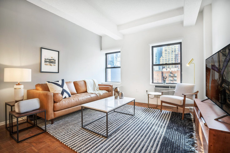 1 bedroom furnished apartment in Sloane Chelsea, 360 W 34th St 229, Hudson Yards, New York, photo 1