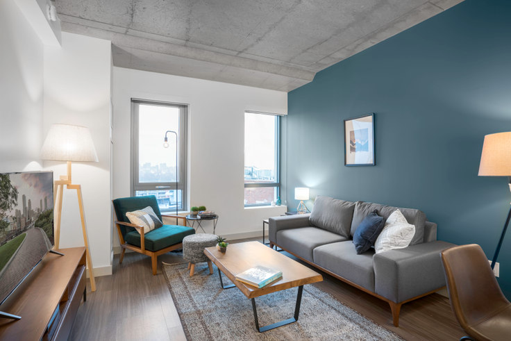 1 bedroom furnished apartment in Proto, 88 Ames St 37, Kendall Square, Boston, photo 1