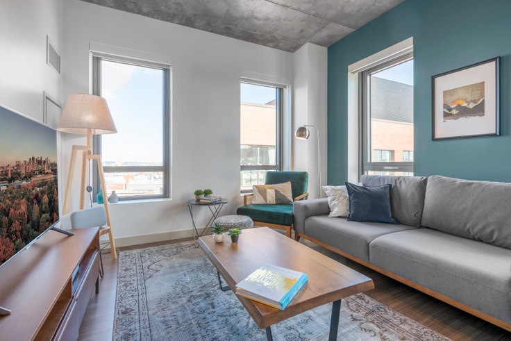 2 bedroom furnished apartment in Proto, 88 Ames St 39, Kendall Square, Boston, photo 1