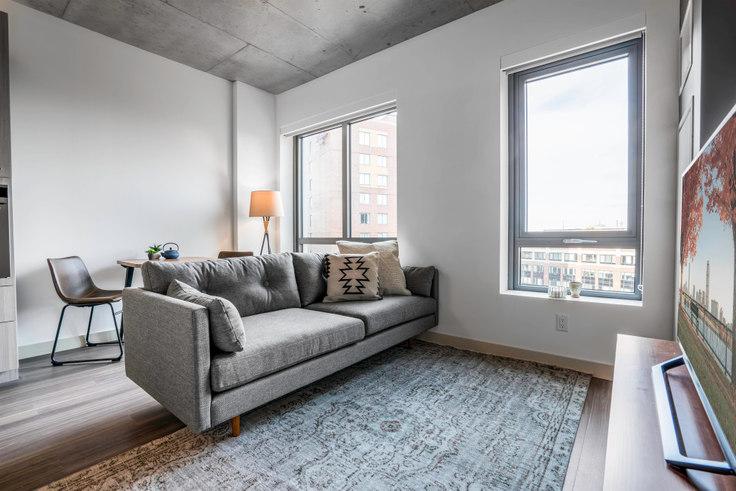 Studio furnished apartment in Proto, 88 Ames St 42, Kendall Square, Boston, photo 1