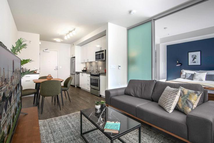 1 bedroom furnished apartment in Avalon 400 Laguna, 400 Laguna St 86, Hayes Valley, San Francisco Bay Area, photo 1