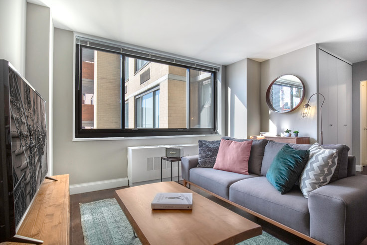 Studio furnished apartment in Wimbledon, 200 E 82nd St 241, Upper East Side, New York, photo 1