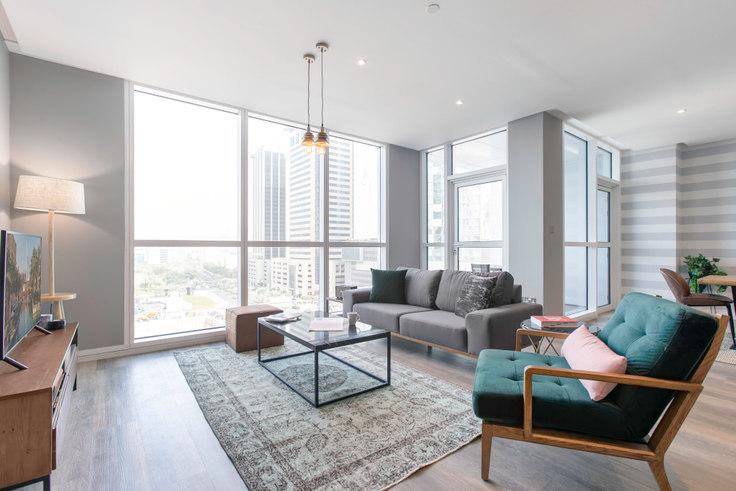 2 bedroom furnished apartment in 23 Marina Apartment 399, 23 Marina, Dubai, photo 1