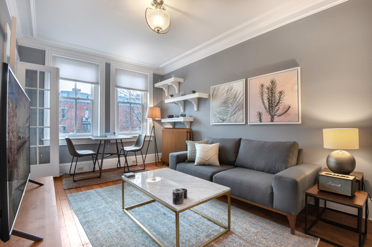 1 bedroom furnished apartment in 1503 Vermont Ave NW 23, Logan Circle, Washington D.C., photo 1