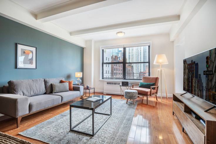 2 bedroom furnished apartment in Stonehenge 58, 400 E 58th St 243, Midtown East, New York, photo 1