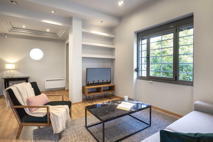 2 bedroom furnished apartment in Kosti Palama 628, Chalandri, Athens, photo 1