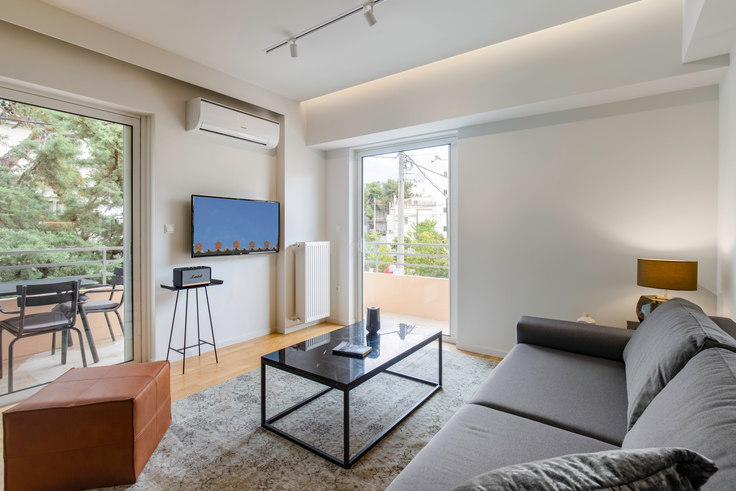 3 bedroom furnished apartment in Kordeliou 642, Chalandri, Athens, photo 1