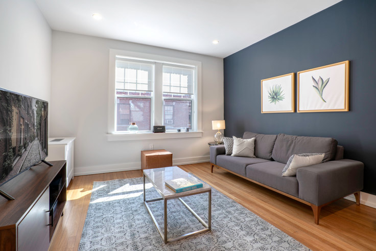 1 bedroom furnished apartment in 17-17A Forest Ct, 17 Forest St 65, Porter Square, Boston, photo 1