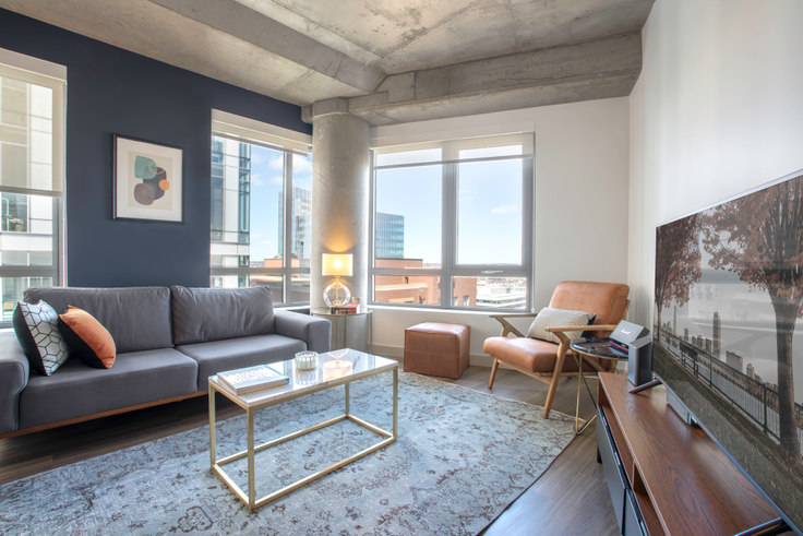 1 bedroom furnished apartment in Proto, 88 Ames St 66, Kendall Square, Boston, photo 1