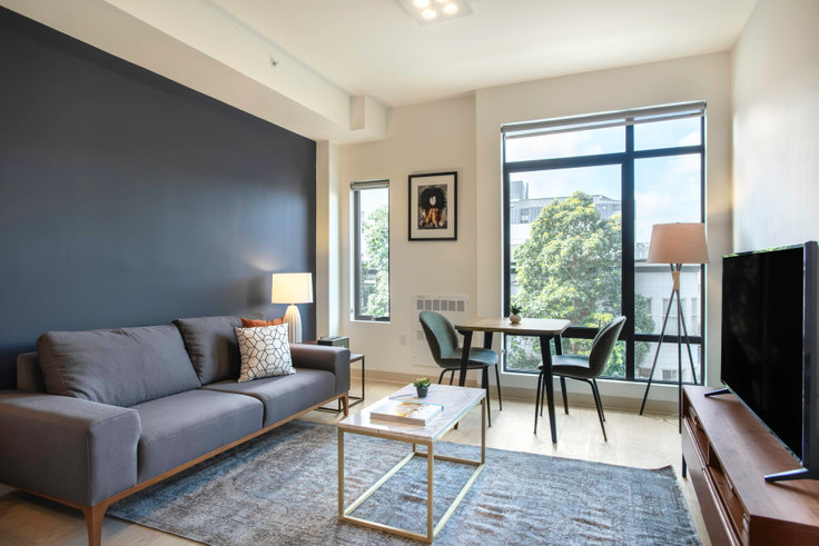Studio furnished apartment in 24 Franklin St 108, Hayes Valley, San Francisco Bay Area, photo 1