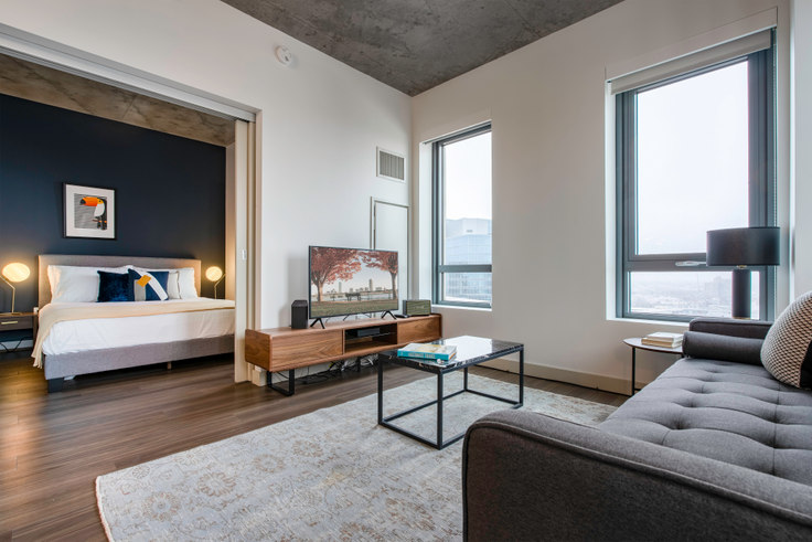 1 bedroom furnished apartment in Proto, 88 Ames St 73, Kendall Square, Boston, photo 1