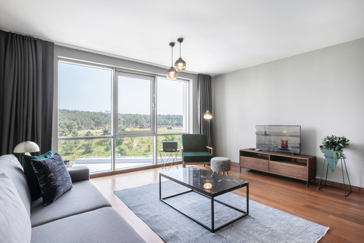 3 bedroom furnished apartment in Dorapark - 289 289, Ümraniye, Istanbul, photo 1