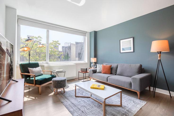 1 bedroom furnished apartment in Eleventh and Third, 200 E 11th St 278, East Village, New York, photo 1