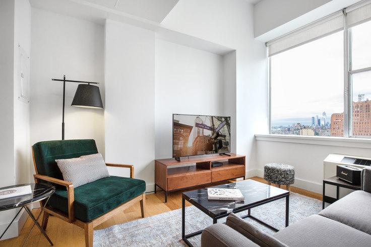 Studio furnished apartment in 50 Murray Street 287, Tribeca, New York, photo 1