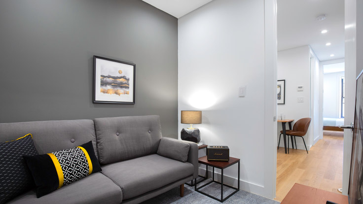 1 bedroom furnished apartment in 250 Mulberry St 295, SoHo, New York, photo 1