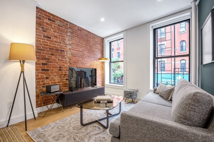 2 bedroom furnished apartment in 209 Mulberry St 296, SoHo, New York, photo 1