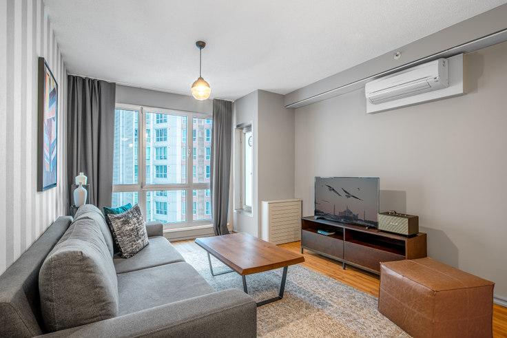 1 bedroom furnished apartment in Andromeda - 308 308, Batı Ataşehir, Istanbul, photo 1