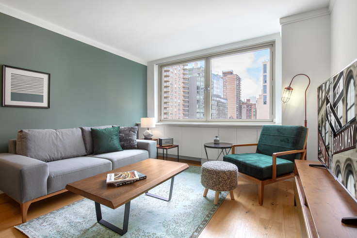 2 bedroom furnished apartment in The Colorado, 201 East 86th St 298, Upper East Side, New York, photo 1