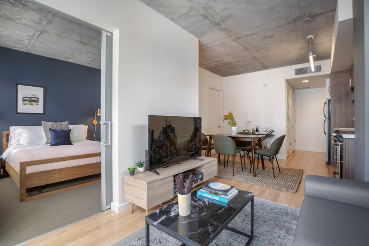 1 bedroom furnished apartment in Etta, 1285 Sutter St 690, Nob Hill, San Francisco Bay Area, photo 1