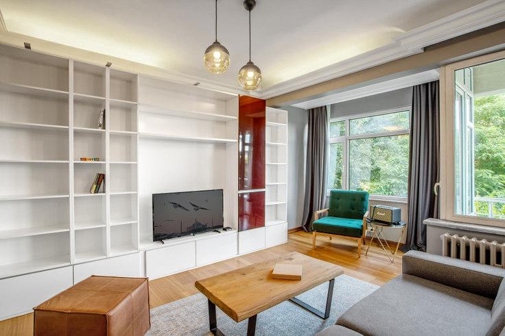 2 bedroom furnished apartment in Marmara - 314 314, Ortaköy, Istanbul, photo 1