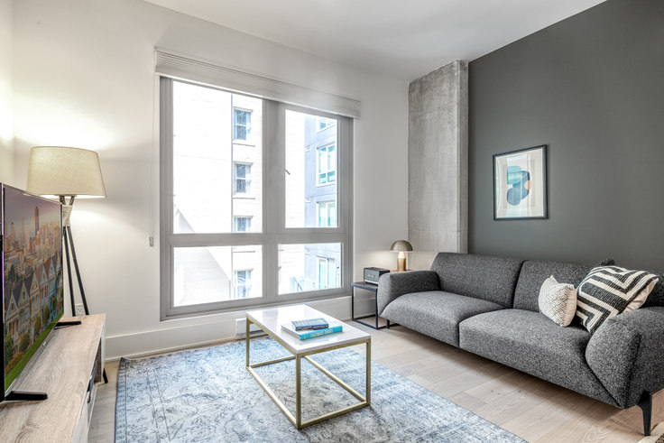 1 bedroom furnished apartment in Stage 1075, 1075 Market St 159, SoMa, San Francisco Bay Area, photo 1