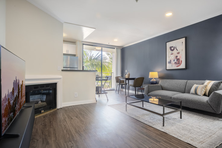 Studio furnished apartment in 1223 Federal Ave 125, Brentwood, Los Angeles, photo 1