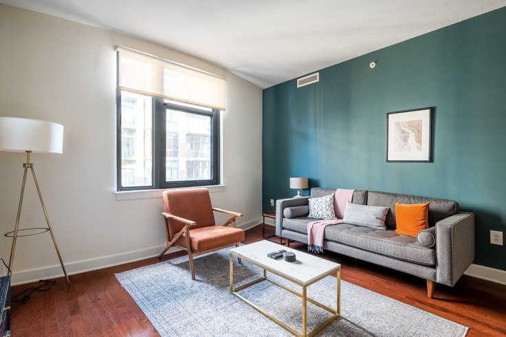 1 bedroom furnished apartment in 425 Mass, 401 Massachusetts Ave NW 68, Mount Vernon, Washington D.C., photo 1