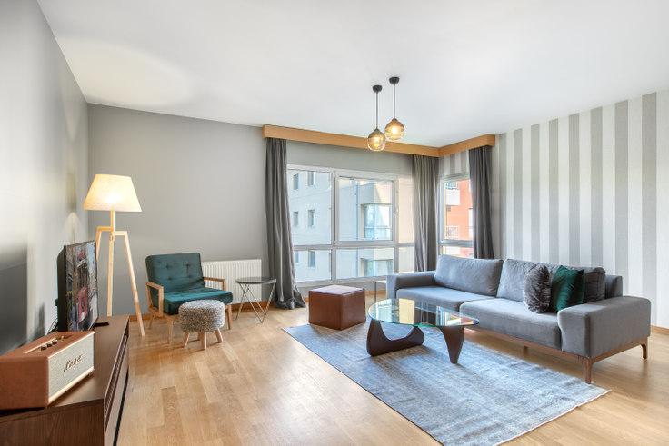 3 bedroom furnished apartment in Mesa Maslak - 332 332, Maslak, Istanbul, photo 1