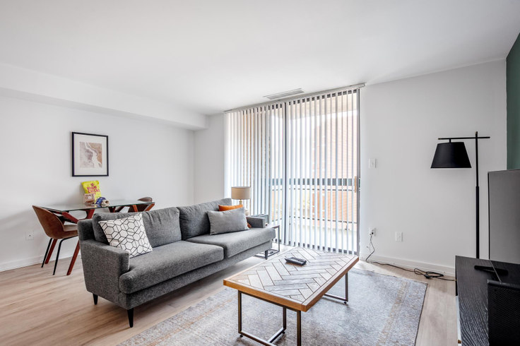 1 bedroom furnished apartment in The Remington, 601 24th St NW 80, Foggy Bottom, Washington D.C., photo 1