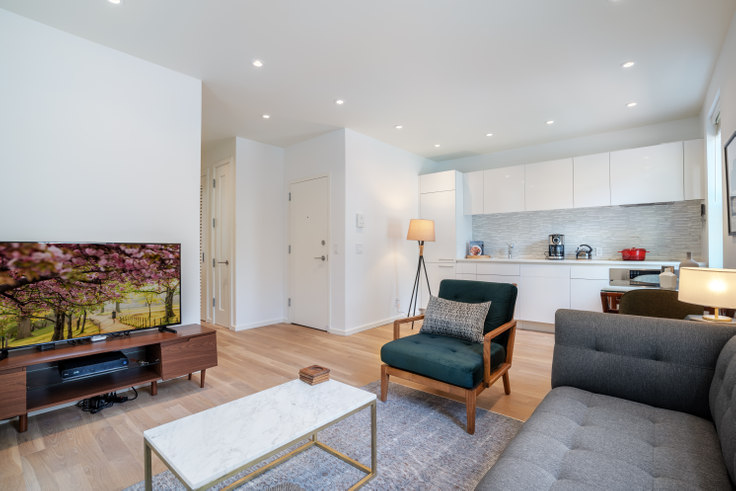 1 bedroom furnished apartment in Avon Place, 1650 Avon Pl NW 89, Georgetown, Washington D.C., photo 1