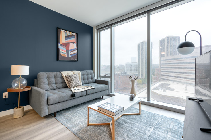 1 bedroom furnished apartment in Hub50House, 50 Causeway St 129, North Station, Boston, photo 1
