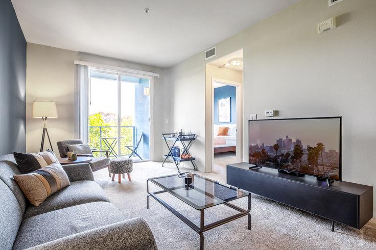 1 bedroom furnished apartment in Avalon Playa Vista, 5535 Westlawn Ave 138, Playa Vista, Los Angeles, photo 1