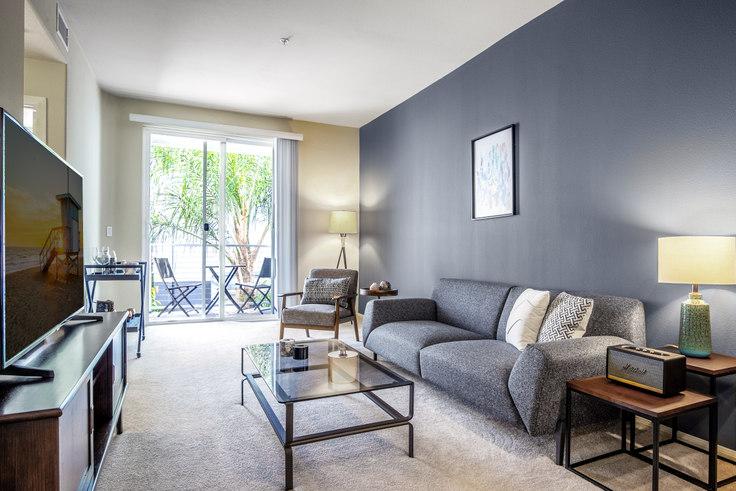1 bedroom furnished apartment in Avalon Playa Vista, 5535 Westlawn Ave 139, Playa Vista, Los Angeles, photo 1