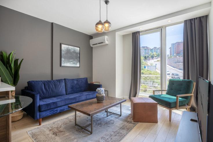 1 bedroom furnished apartment in Studio Life - 335 335, Zekeriyaköy, Istanbul, photo 1