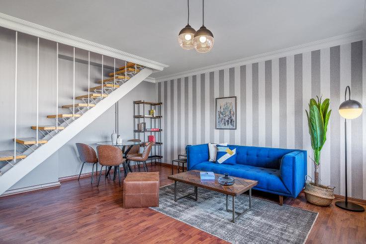 2 bedroom furnished apartment in Basın - 336 336, Etiler, Istanbul, photo 1