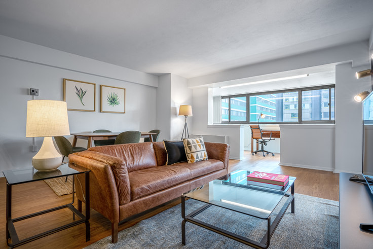 1 bedroom furnished apartment in 10 Emerson Pl 139, Beacon Hill, Boston, photo 1