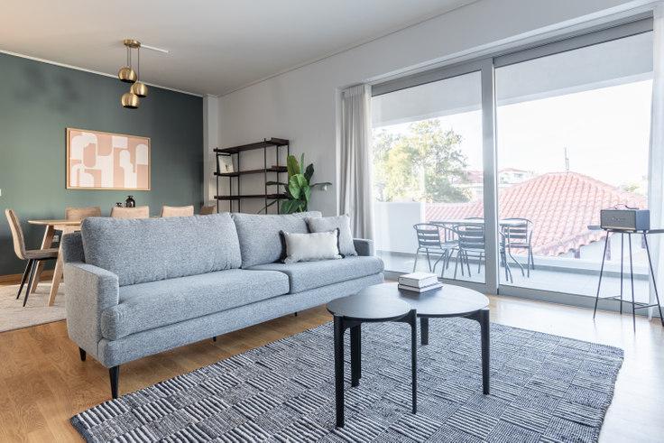 2 bedroom furnished apartment in Koritsas 739, Kifisia, Athens, photo 1
