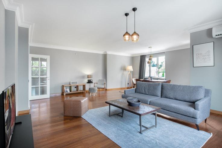 4 bedroom furnished apartment in Akın - 345 345, Tarabya, Istanbul, photo 1