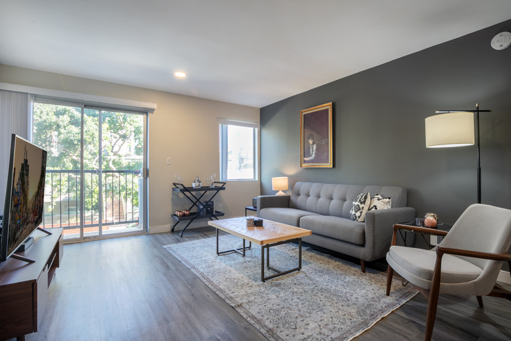 1 bedroom furnished apartment in 17 Northstar St 145, Marina del Rey, Los Angeles, photo 1