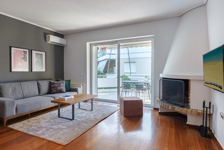 2 bedroom furnished apartment in Kokkinaki 742, Kifisia, Athens, photo 1