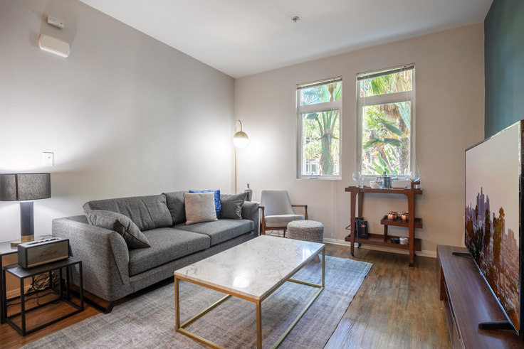 1 bedroom furnished apartment in Playa Del Oro, 8601 Lincoln Blvd 147, Playa del Rey, Los Angeles, photo 1